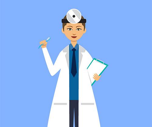 Nette Ärztinnen und Ärzte